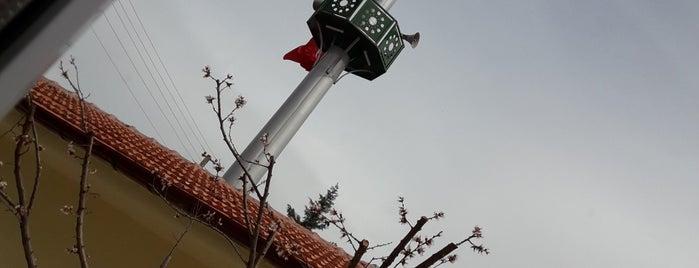 Karagözler Camii is one of Konya Meram Mescit ve Camileri.