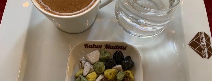 Kahve Madeni is one of Orte, die ✨💫GöZde💫✨ gefallen.