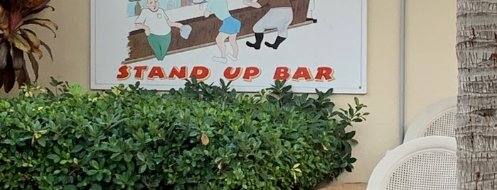 Ralph's Stand Up Bar is one of Rock Star.