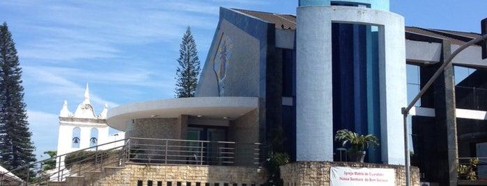 Igreja Matriz is one of สถานที่ที่ Ana Beatriz ถูกใจ.