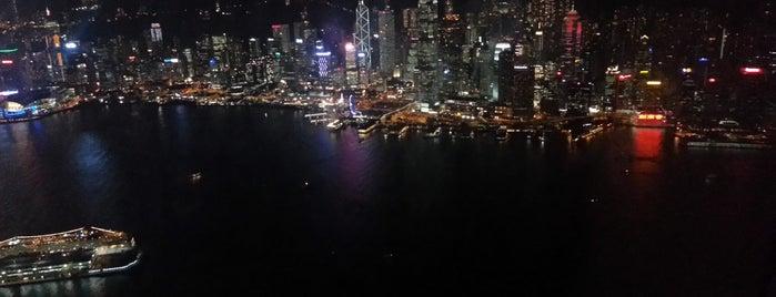 The Ritz-Carlton, Hong Kong is one of Lugares favoritos de Selin.