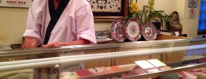 Sushi Hamatyo is one of são paulo.