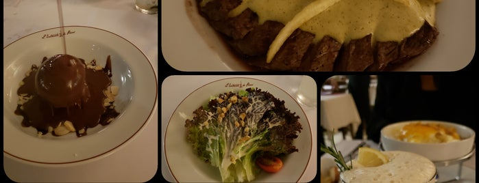 L'Entrecôte de Paris is one of Ro 님이 좋아한 장소.