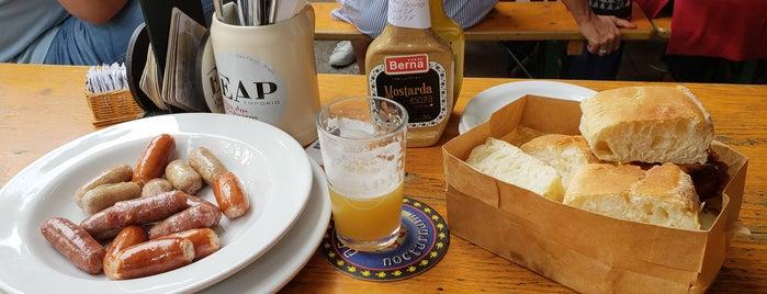 EAP - Empório Alto dos Pinheiros is one of Cerveza.