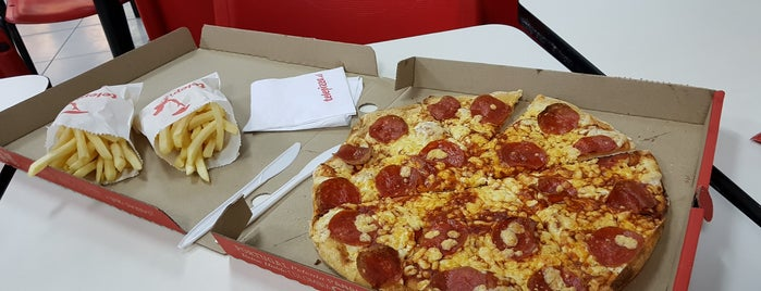 Telepizza is one of Pizza.