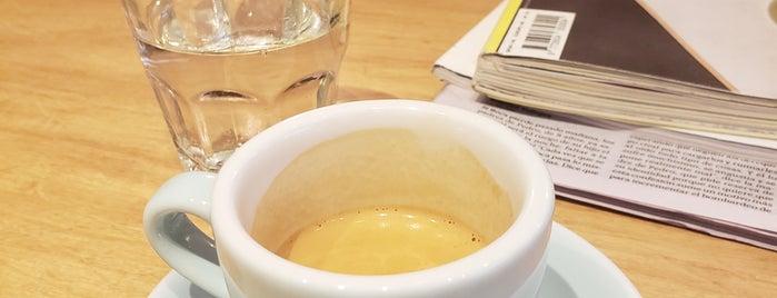La Unión Café is one of Reductos de cafe.
