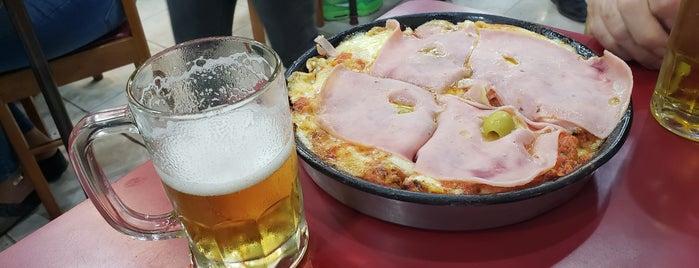 Las Cuartetas is one of Pizza.