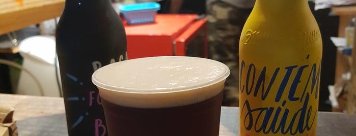 A Feira Garagem (Cozinha Colaborativa) is one of Cerveza.