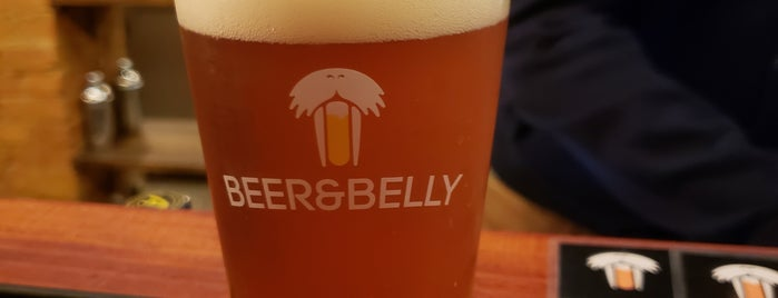 Beer&Belly is one of Cerveza.
