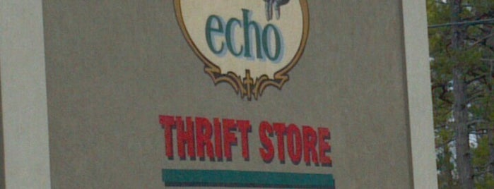 Echo Thrift Store is one of Tempat yang Disukai Tomás.
