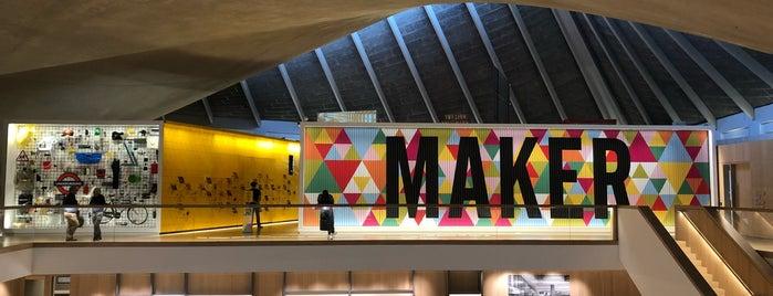 The Design Museum is one of V : понравившиеся места.