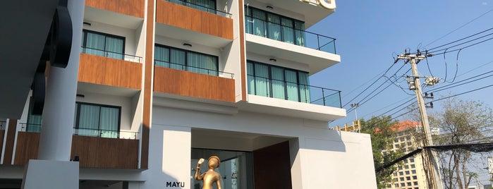 Hotel MAYU is one of Locais curtidos por Léo.