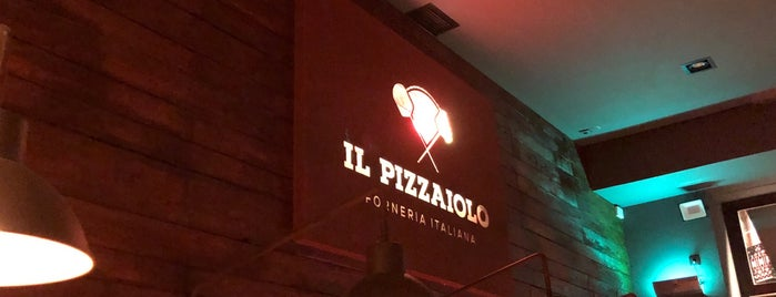 Il Pizzaiolo is one of Ruiさんのお気に入りスポット.