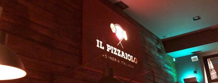 Il Pizzaiolo is one of Lieux qui ont plu à Rui.