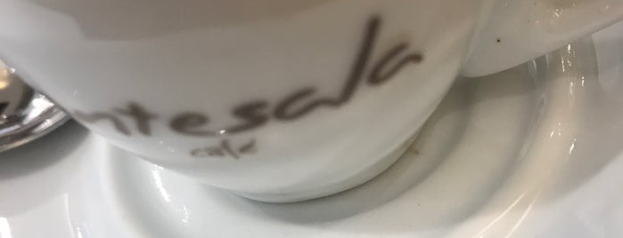 Antesala Café is one of A conferir.