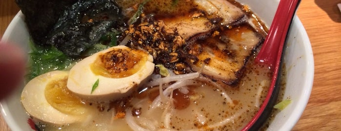 Totto Ramen is one of Restaurants in NYC.