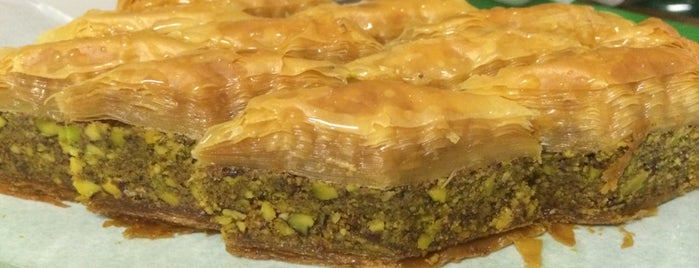 Mansoura Pastries is one of Bakery/Deserts.