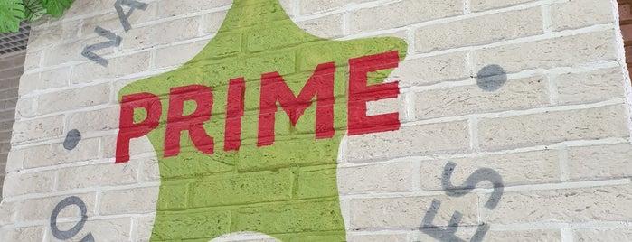 Prime is one of Lieux qui ont plu à Yuliya.