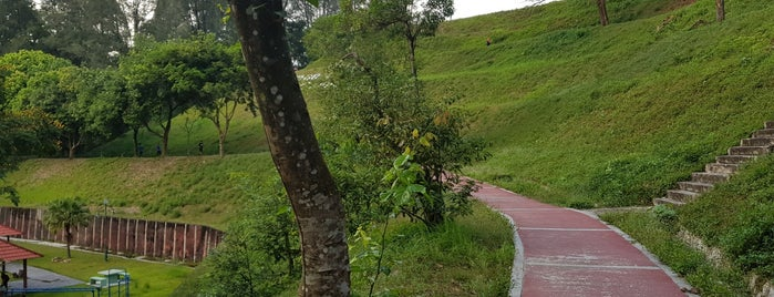 Taman Tasik Sri Gombak is one of Go Outdoor, MY #6.