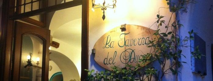 La Taverna del Duca is one of Girellando qua e la'.