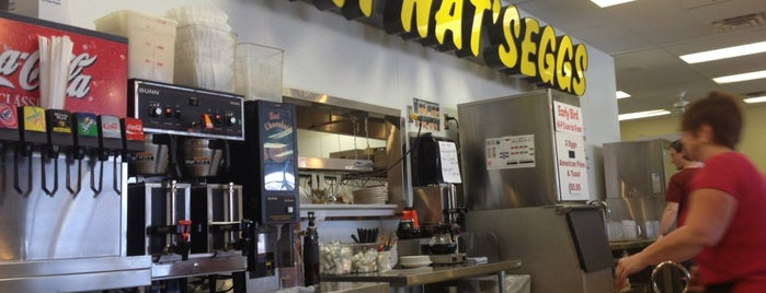 Fat Nat's Eggs is one of Breakfast Club.