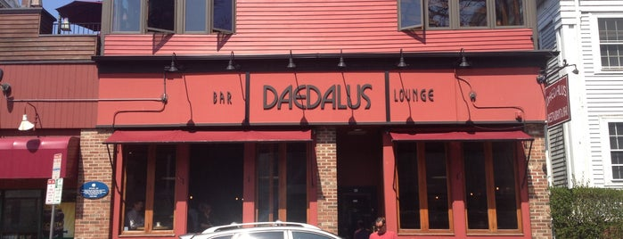 Daedalus is one of Rooftop Bars in Boston.