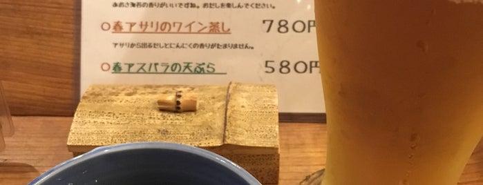 柳 is one of 大人が行きたいうまい店2 福岡.