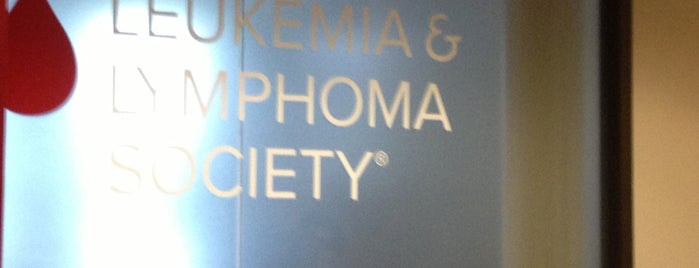 The Leukemia & Lymphoma Society is one of Georgia.