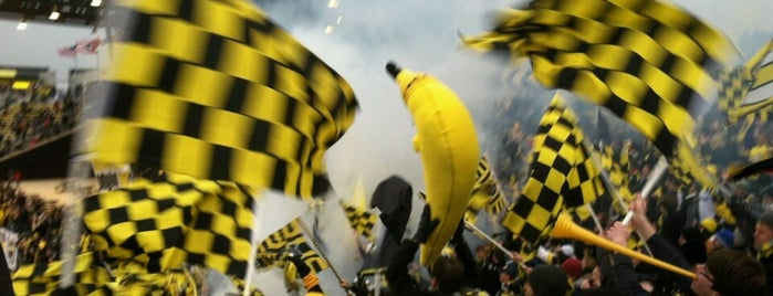 MAPFRE Stadium is one of US Pro Sports Stadiums - ALL.