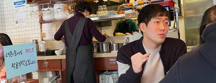도동집 is one of Restos Korea.