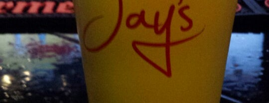 Jay's Downtown Sports Lounge is one of Lieux qui ont plu à Jake.