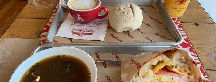La Panaderia is one of สถานที่ที่ Yed ถูกใจ.