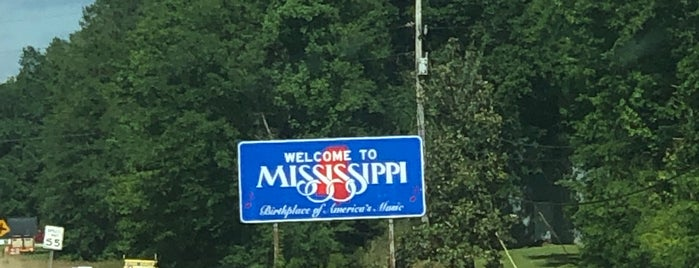 Mississippi is one of My States.