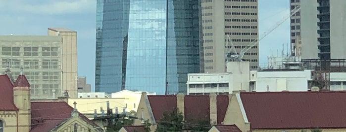 San Antonio is one of Orte, die Sergio M. 🇲🇽🇧🇷🇱🇷 gefallen.