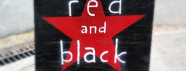 Red and Black Cafe is one of Oregon's Music Venues.