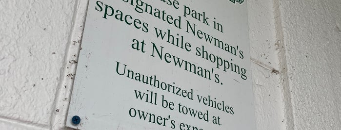 Newman's Fish Co. is one of EUG.