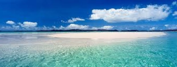Whitehaven Beach is one of Cool Places to Visit.