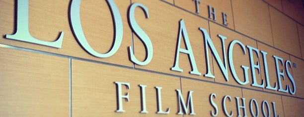 The Los Angeles Film School is one of Los Ángeles.