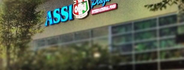 Assi Plaza is one of สถานที่ที่ PrimeTime ถูกใจ.