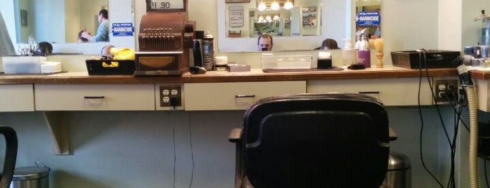 Kendall Barbers is one of Ron 님이 저장한 장소.