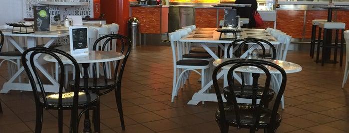 Café Schrödinger is one of Mittagsgerichte in Wien.