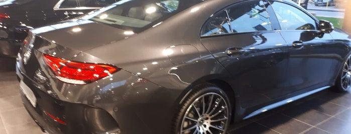 Mercedes-Benz Bogemans is one of Lieux qui ont plu à Jipe.