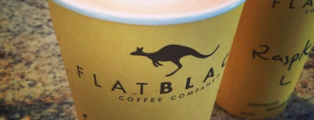 Flat Black Coffee Company is one of DIG Eateries.