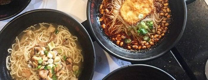 Miàn | 滋味小麵 is one of todo - socal.