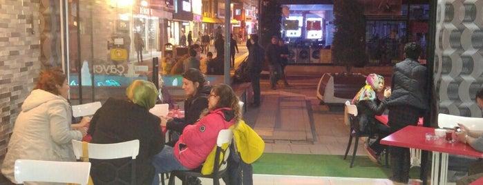 Çaycı Cafe is one of สถานที่ที่บันทึกไว้ของ Emre.