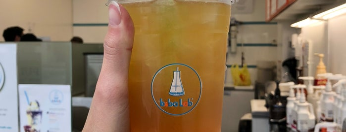 Boba Lab is one of Los Angeles Trip.