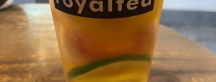 Royal Tea is one of Locais curtidos por Fernando.