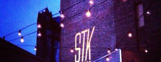 STK Downtown is one of New York.