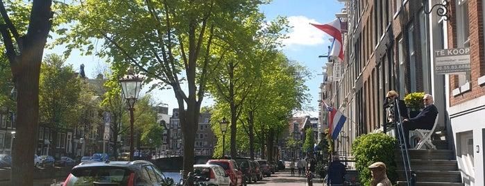 Nieuwe Spiegelstraat is one of Amsterdam.