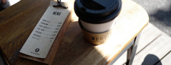 NUMBER  - Coffee and Clothes is one of Tokyo shopping.